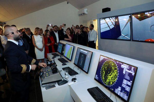 IMA NAUTIS Simulator