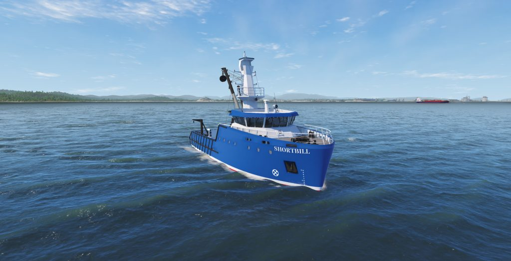NAUTIS fishing vessel
