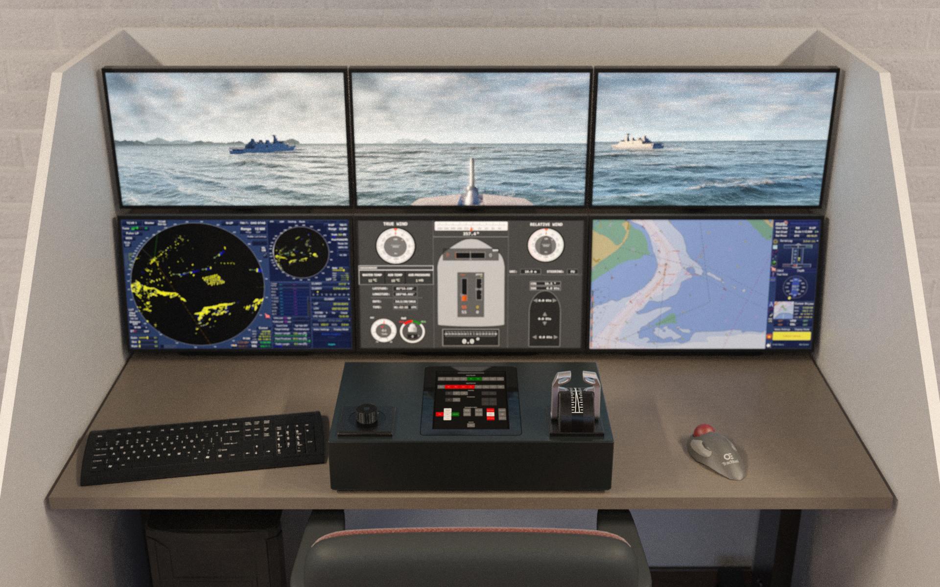 Naval - NAUTIS Maritime Simulator