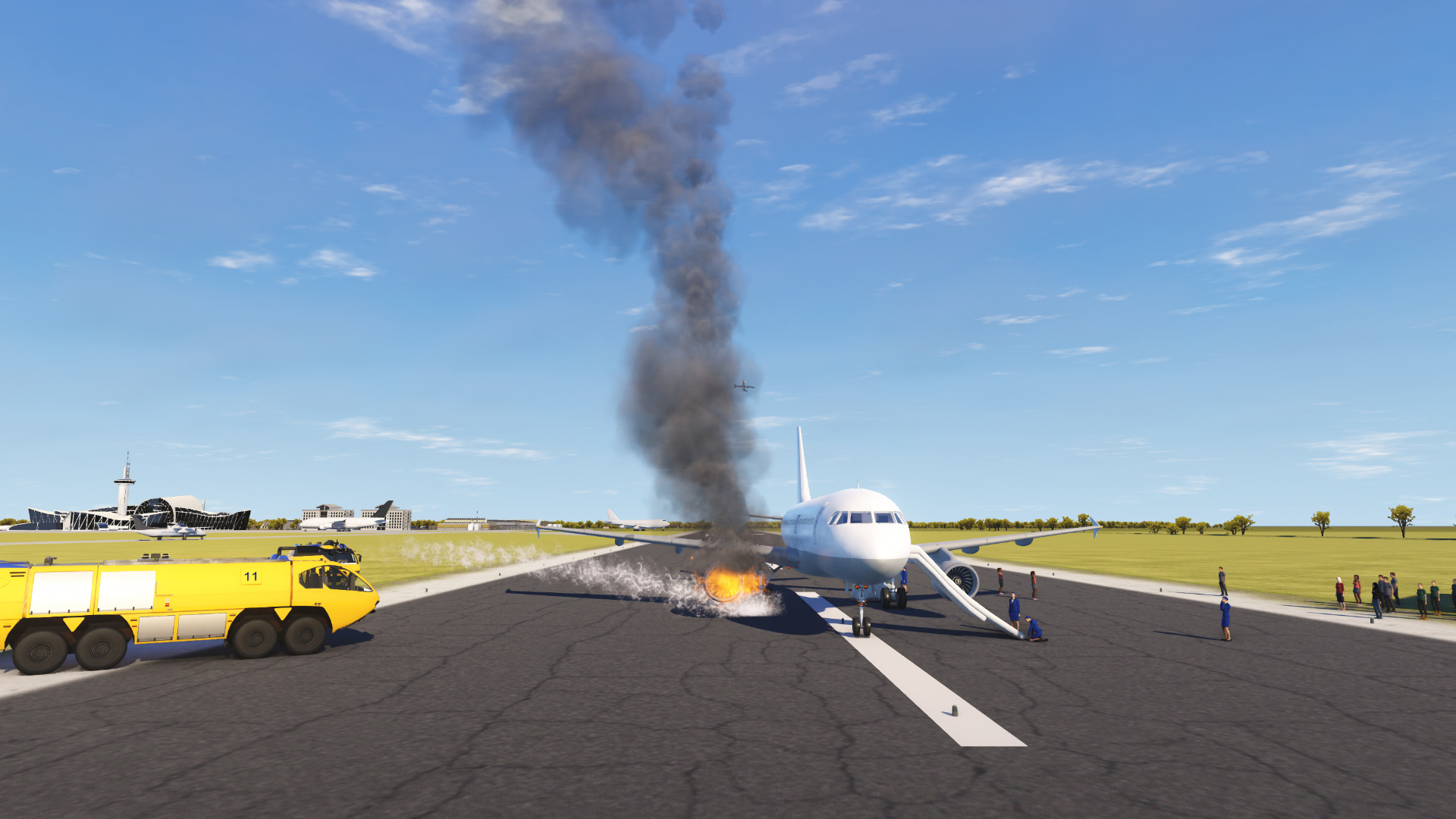 RS Aviation Incident