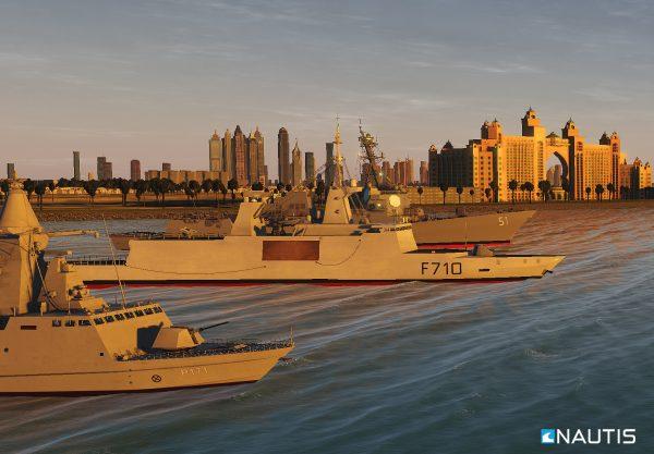 NAUTIS Naval Vessel