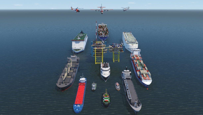 Response Simulator Maritime