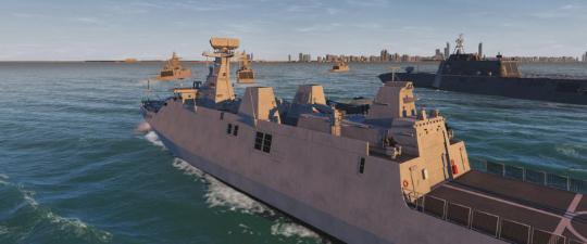 NAUTIS Maritime Simulator Naval
