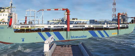 NAUTIS Maritime Simulator Dynamic Positioning