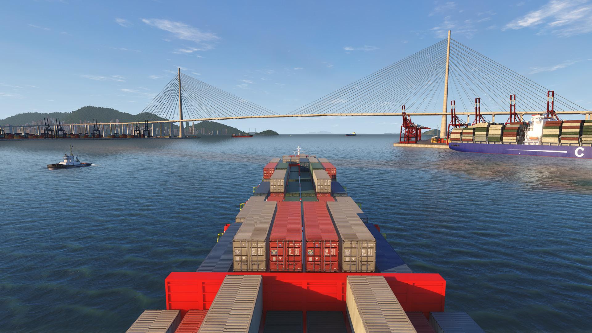 NAUTIS Maritime Simulator - Hong Kong