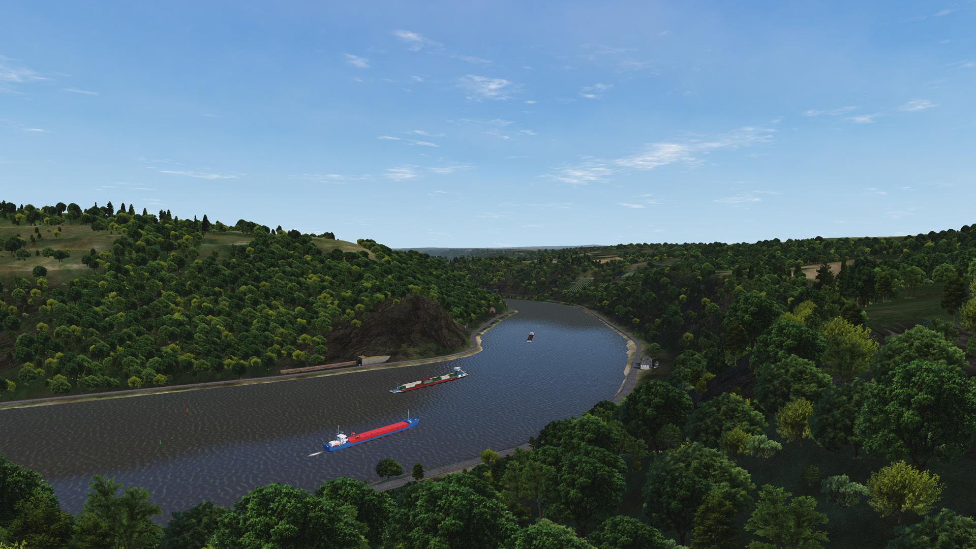 NAUTIS Maritime Simulator - Inland