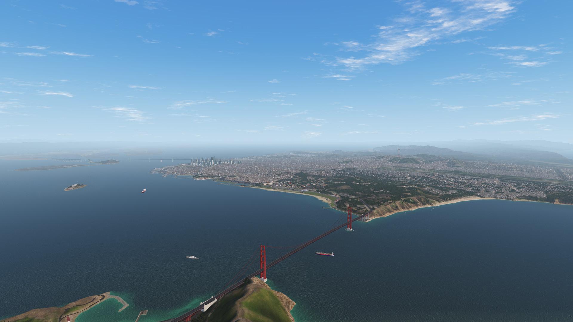 NAUTIS Maritime Simulator - San Francisco2
