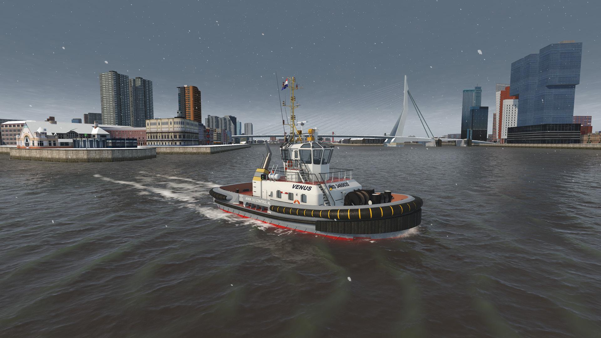 NAUTIS Maritime Simulator - Towage
