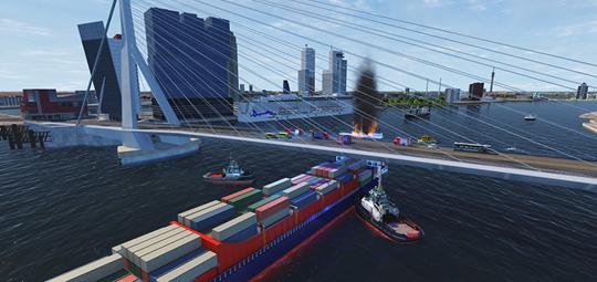 Response Simulator Maritime Incident