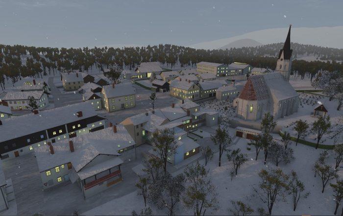RS - Winter village