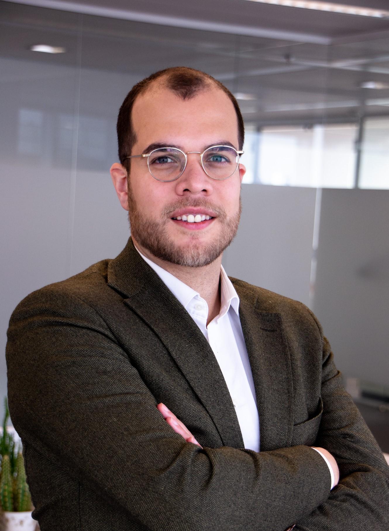 Fabian van den Berg - VSTEP CEO