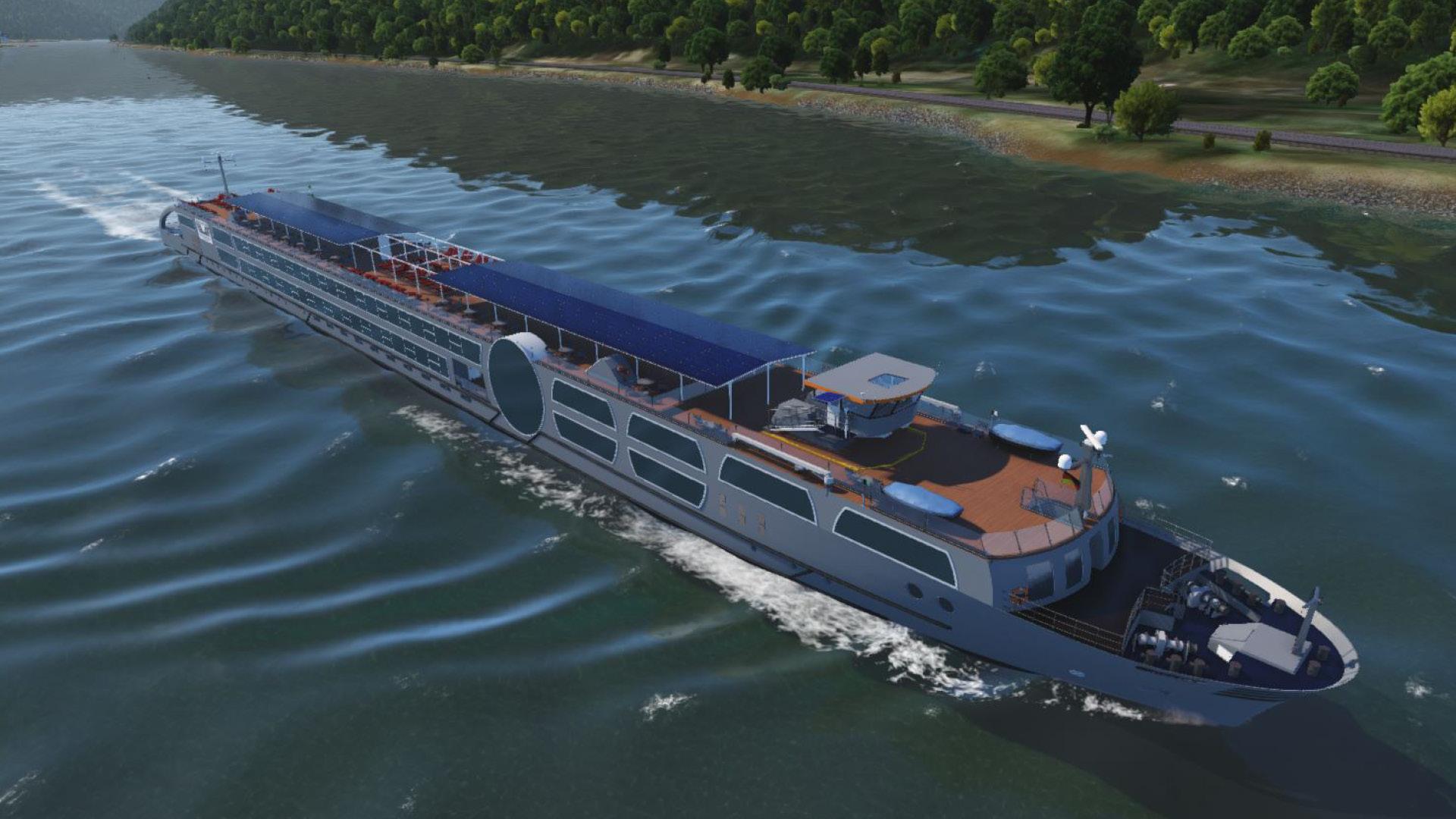 NAUTIS Inland River Cruise
