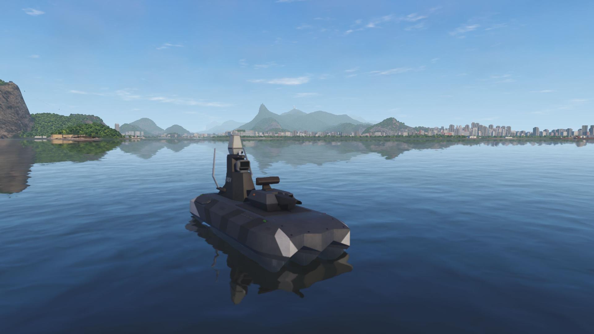NAUTIS Naval USV