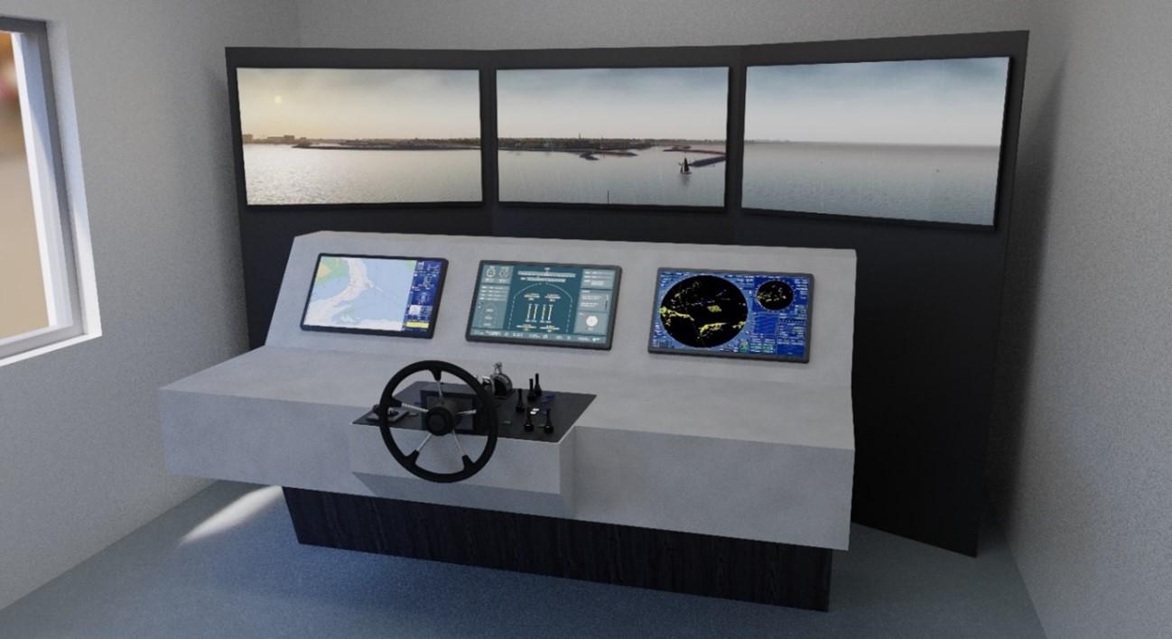 NAUTIS Simulator
